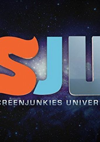 ScreenJunkies Universe Poster