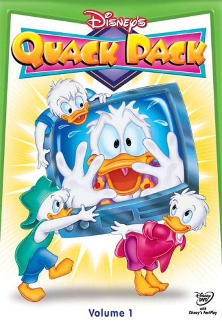 Quack Pack Poster