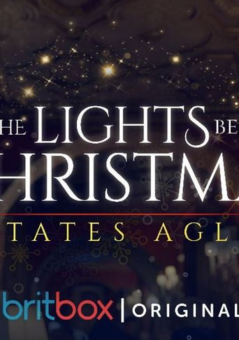 The Lights Before Christmas Poster