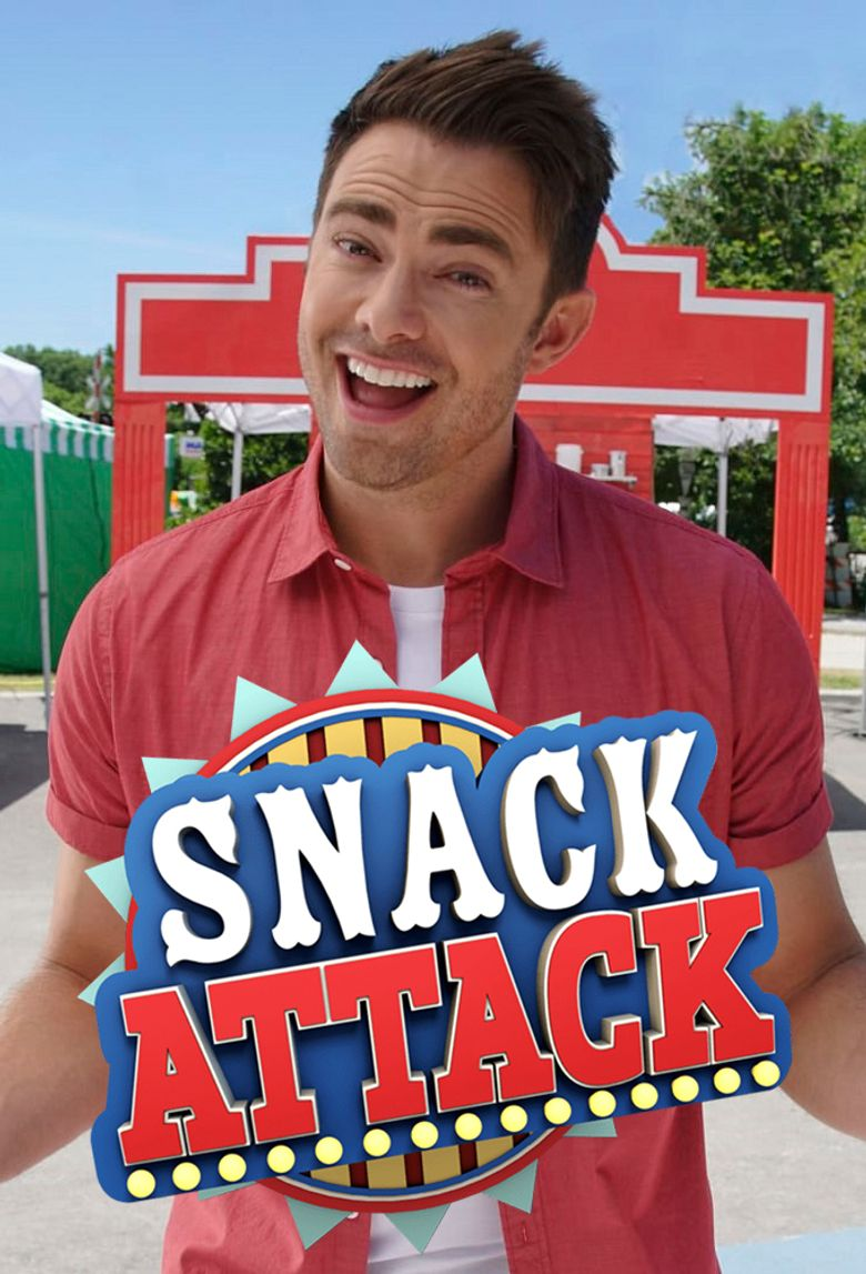 Snack Attack Poster