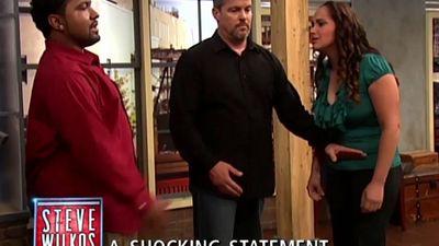 Season 06, Episode 02 A Shocking Statement