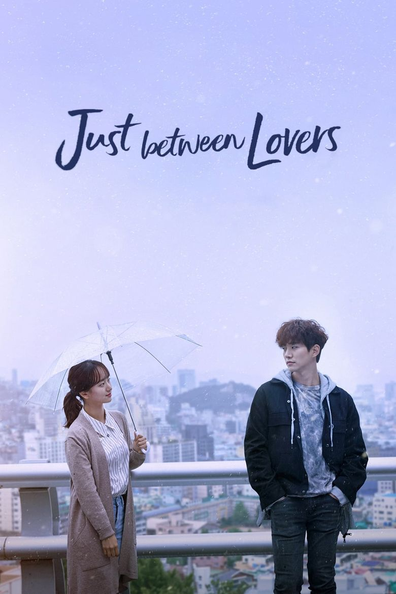 Just Between Lovers Poster