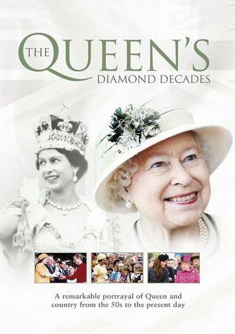 The Queen's Diamond Decades Poster