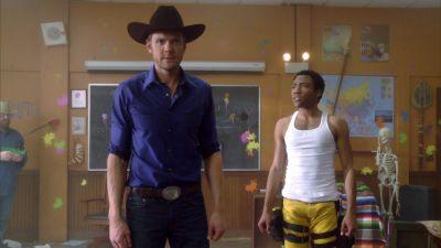 Season 02, Episode 24 For a Few Paintballs More (2)