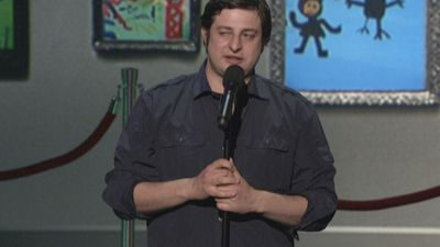 Season 12, Episode 07 Eugene Mirman