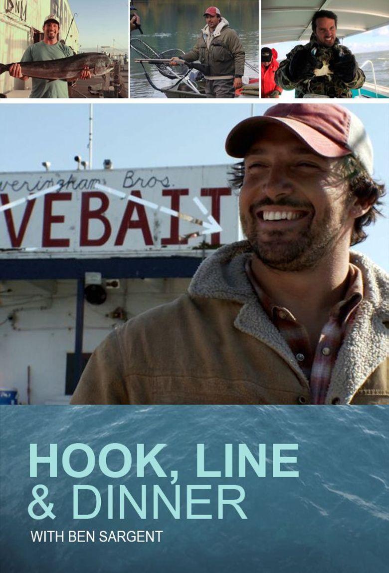 Hook, Line & Dinner Poster