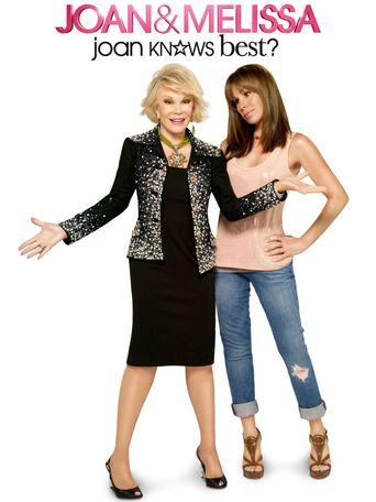 Joan & Melissa: Joan Knows Best? Poster
