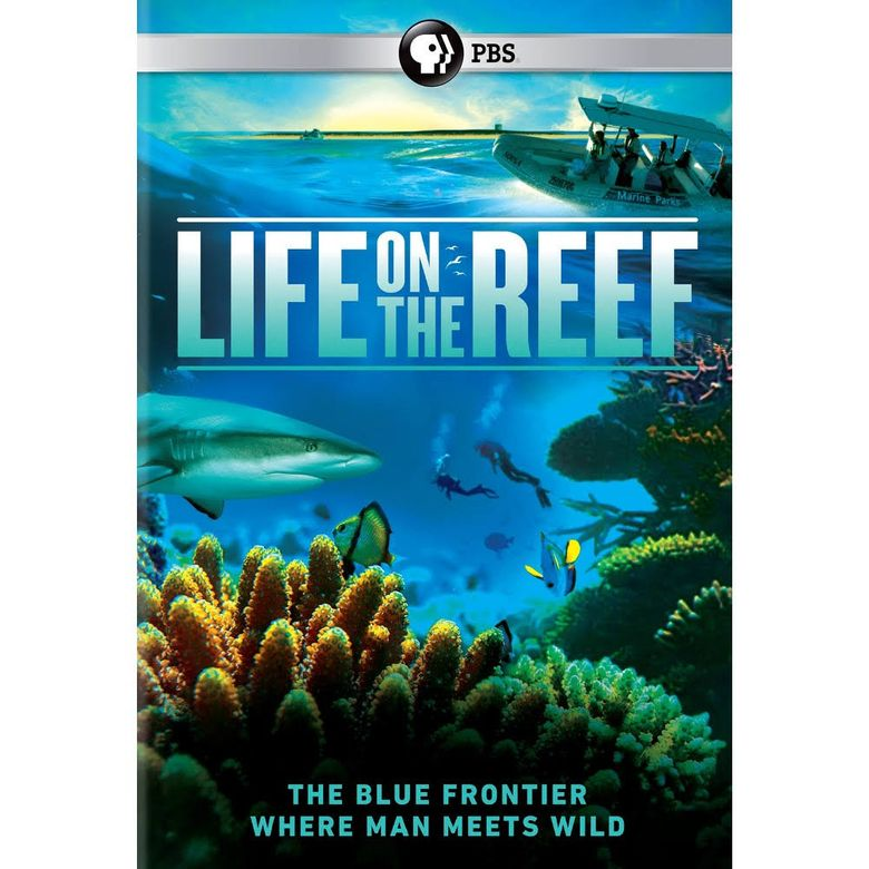 Life on the Reef Poster