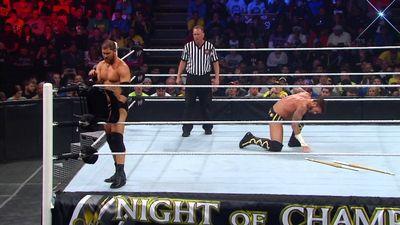 Season 04, Episode 05 No Disqualification CM Punk Vs Curtis Axel & Paul Heyman