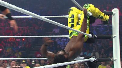 Season 04, Episode 01 Intercontinental Match Curtis Axel Vs Kofi Kingston