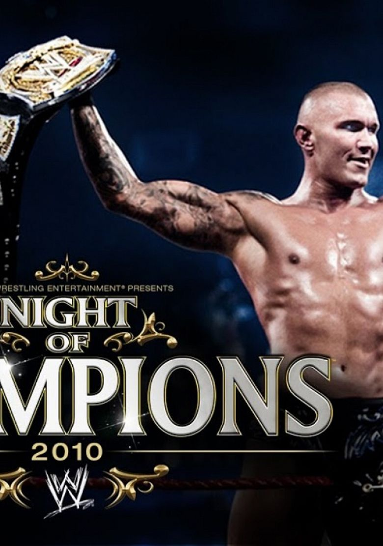 WWE: Night of Champions Poster