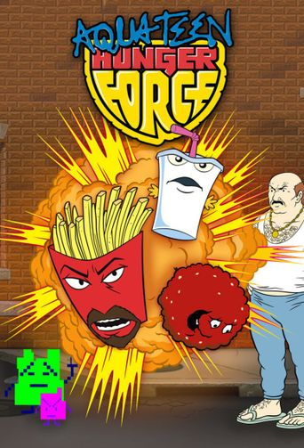 Watch Aqua Teen Hunger Force