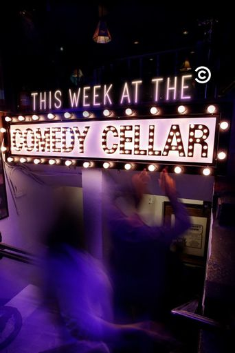 This Week at The Comedy Cellar Poster