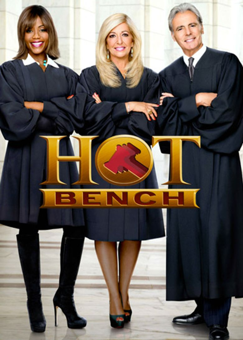 Hot Bench Poster