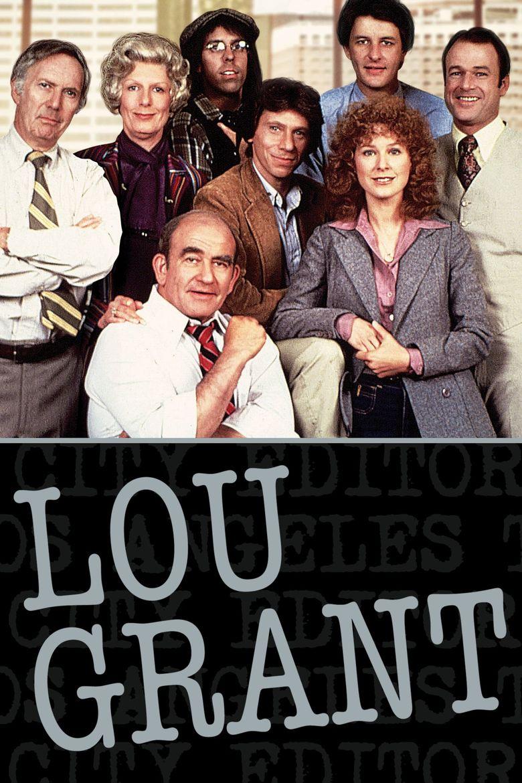 Lou Grant Poster