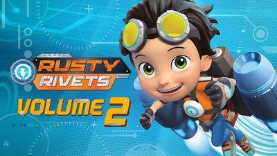 Season 02, Episode 03 Rusty's Piggy Bank Heist; Rusty's Whale of a Problem