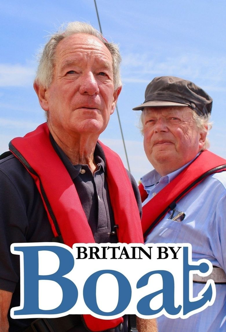 Britain by Boat Poster