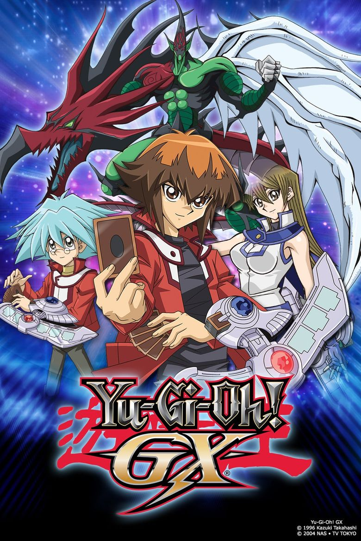 Yu-Gi-Oh! GX Poster