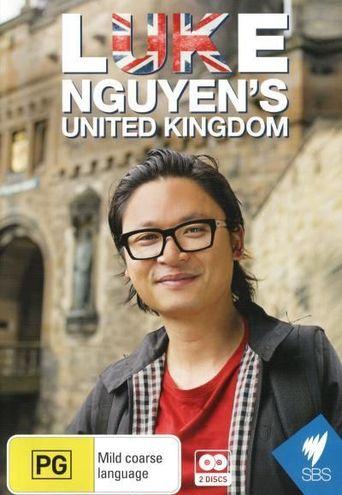 Luke Nguyen's United Kingdom Poster