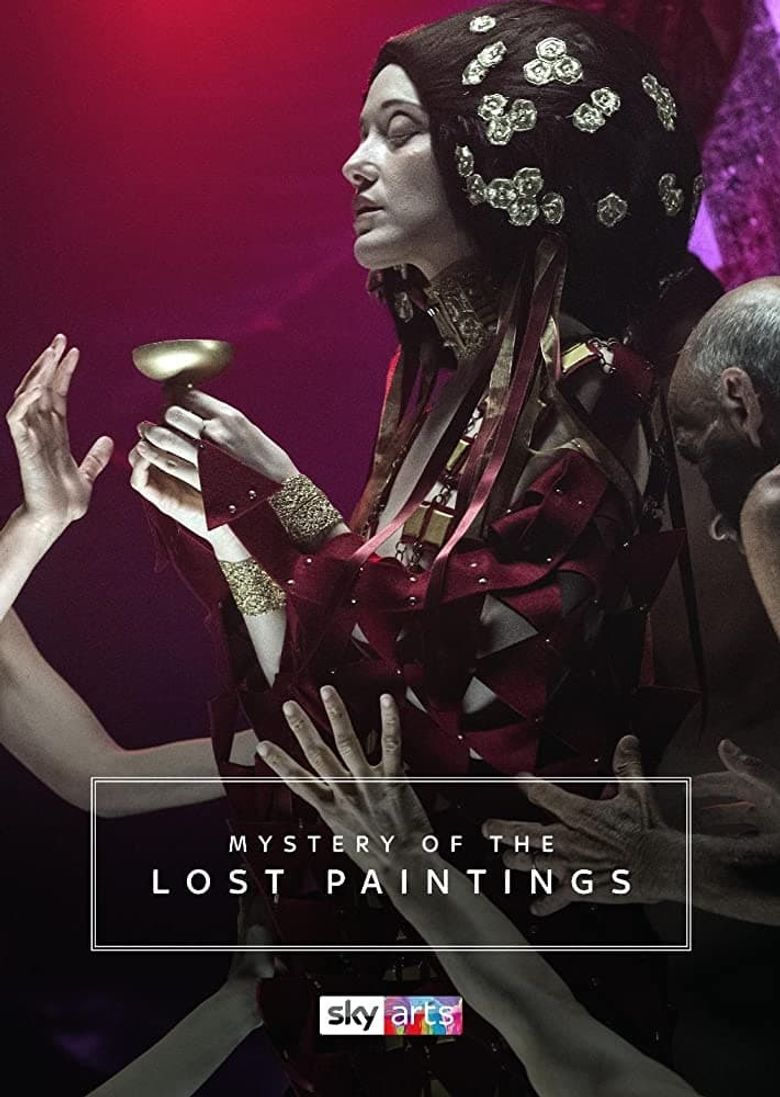 Mystery of the Lost Paintings Poster
