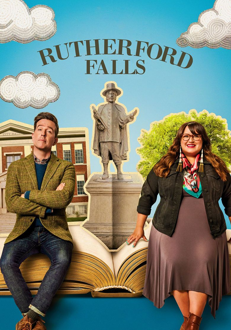 Rutherford Falls Poster