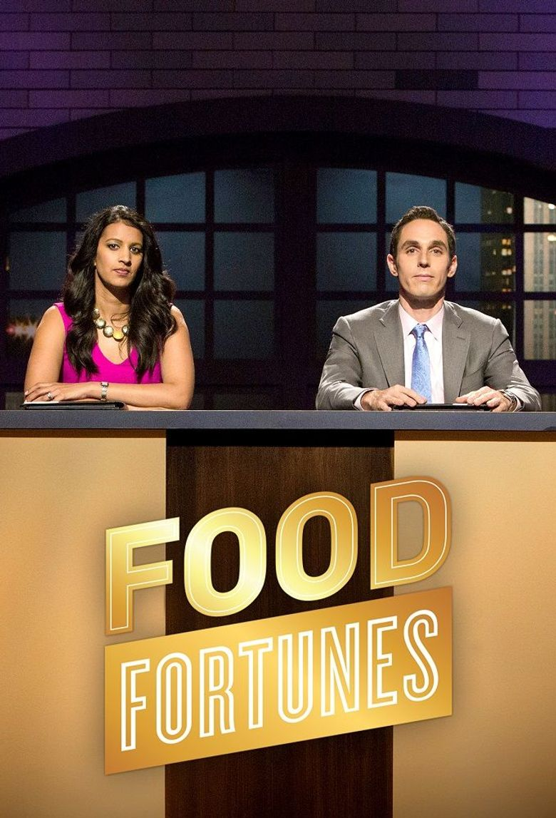 Food Fortunes Poster