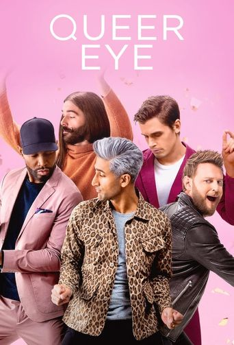 Watch Queer Eye