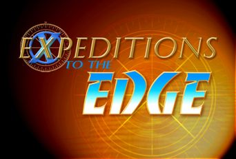 Expeditions to the Edge Poster