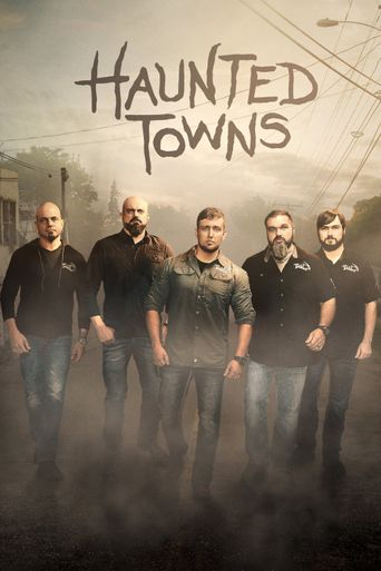 Haunted Towns Poster