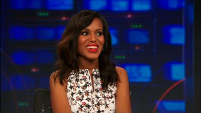 Season 19, Episode 04 Kerry Washington