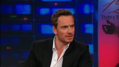 Season 19, Episode 07 Michael Fassbender