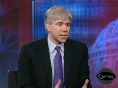 Season 14, Episode 01 David Gregory