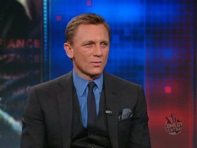 Season 14, Episode 06 Daniel Craig