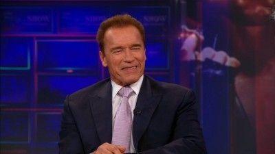 Season 18, Episode 01 Arnold Schwarzenegger
