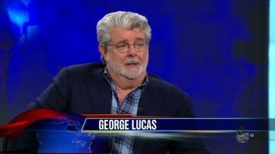 Season 15, Episode 02 George Lucas