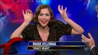 Season 15, Episode 04 Maggie Gyllenhaal