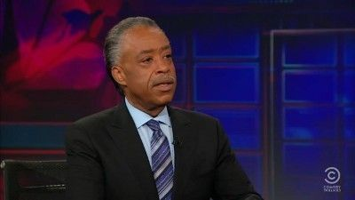 Season 17, Episode 07 Al Sharpton