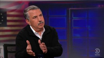 Season 17, Episode 01 Thomas Friedman