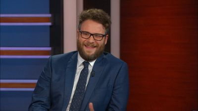 Season 21, Episode 05 Seth Rogen