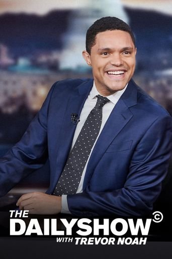 Watch The Daily Show with Trevor Noah