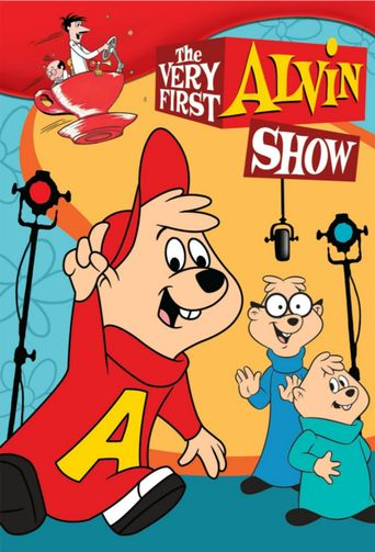 The Alvin Show Poster