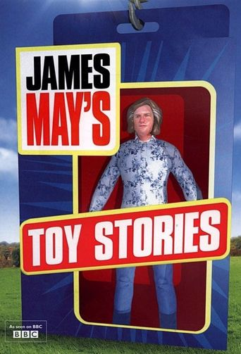 James May's Toy Stories Poster