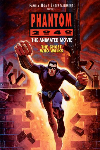 Phantom 2040 Poster