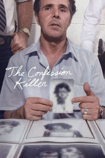The Confession Killer Poster