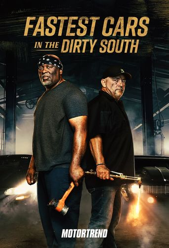 Fastest Cars in the Dirty South Poster