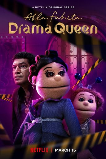 Abla Fahita: Drama Queen Poster