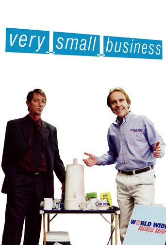 Very Small Business Poster