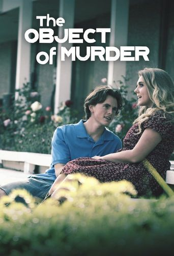 The Object of Murder Poster