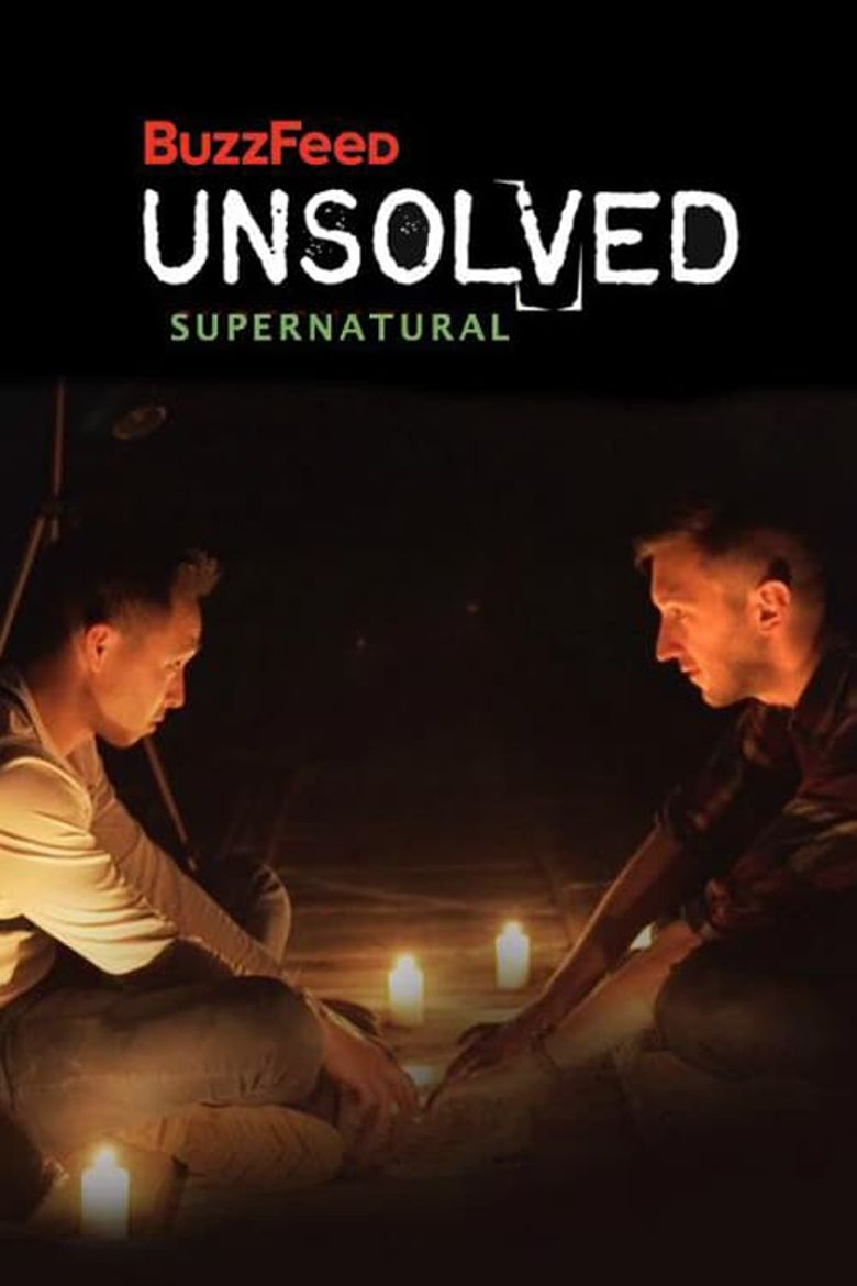 Buzzfeed Unsolved: Supernatural Poster