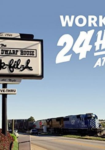 Working 24 Hours At... Poster